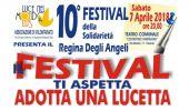 Festival della solidarietà Regina degli Angeli
