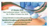 Convegno informativo ed Inaugurazione Sportello di Accoglienza per le Maternità Difficili a Giarre (Ct)