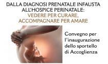 Dalla diagnosi prenatale infausta all'Hospice Perinatale: vedere per curare, accompagnare per amare